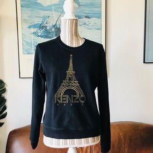 KENZO Eiffel Tower Sweatshirt Sweater